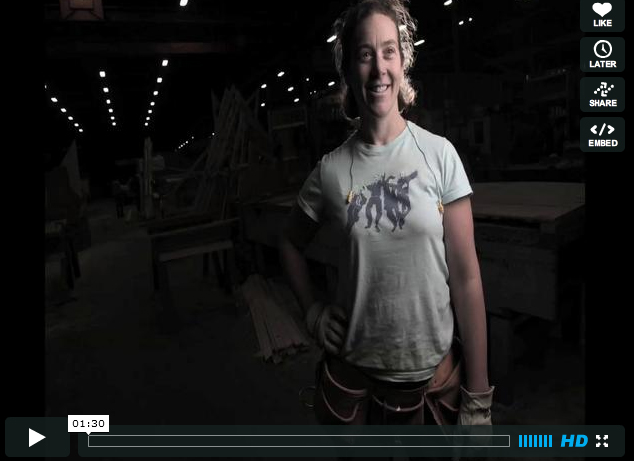 Temple Crew Profile #4: Sarah