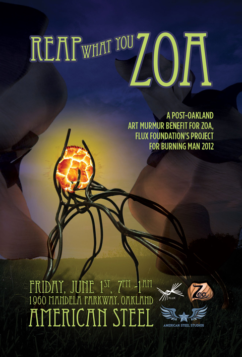 Reap what you Zoa: June 1st