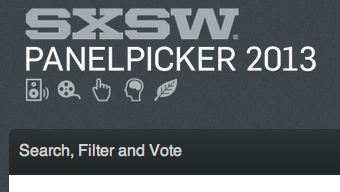 VOTE for FLUX at SXSW 2013!